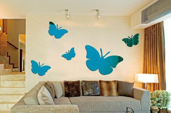 Idee-creative-miroir-mur-stickers-jolie