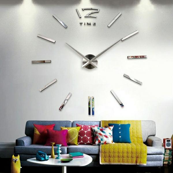 La-decoration-de-vos-murs-avec-stickers-horloge