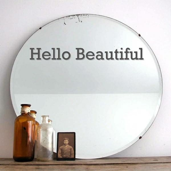 Miroir-design-stickers-muraux-idées-salut-beaute