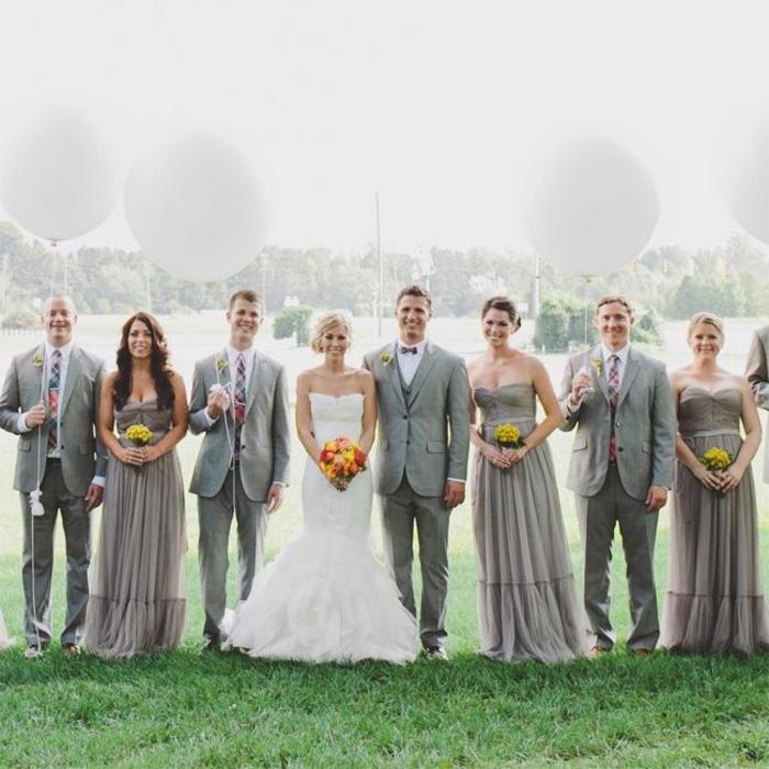 Robe-témoin-marriage-invités-photo-la-mariee-les-epoux-fleurs