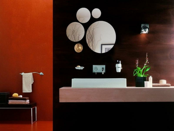 Sticker-mural-miroir-reflection-salle-de-bain