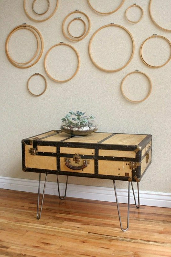 Valises-vintage-mobilier-originale-table-basse