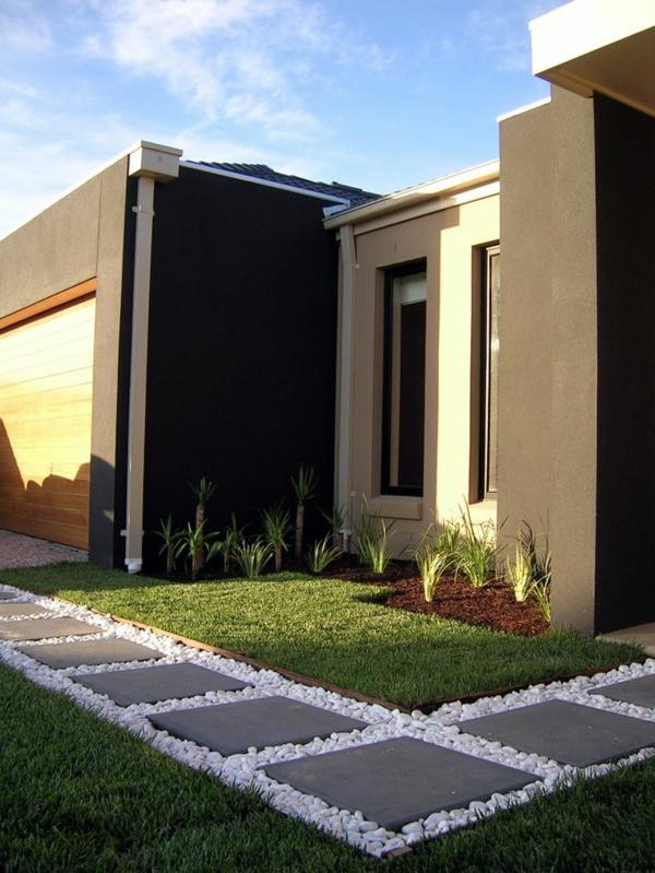 All es de jardin cr atives pour votre ext rieur - Jardin de maison design ...