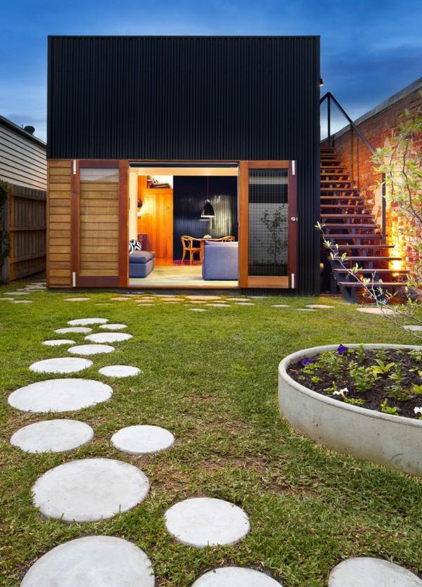 All es de jardin cr atives pour votre ext rieur for Jardin pour villa moderne