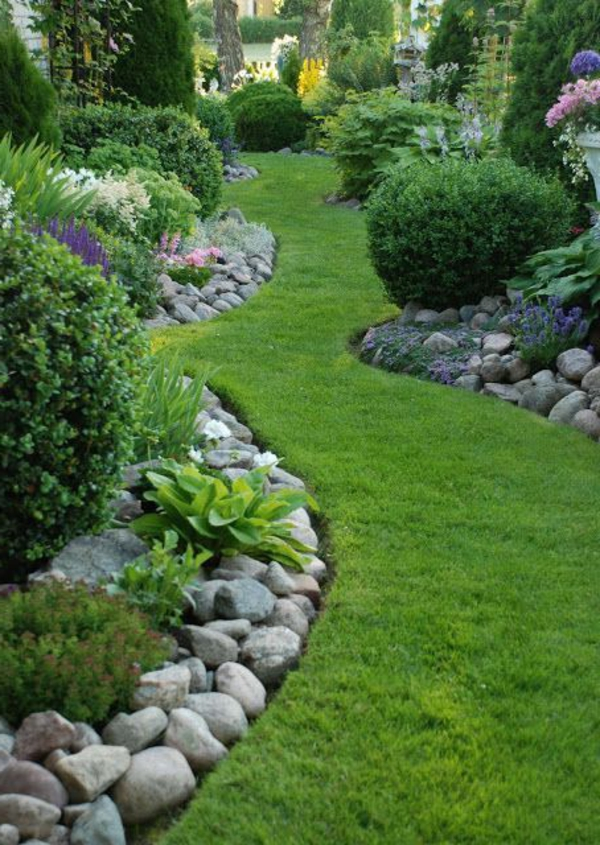 All es de jardin cr atives pour votre ext rieur for Plantes decoratives exterieur