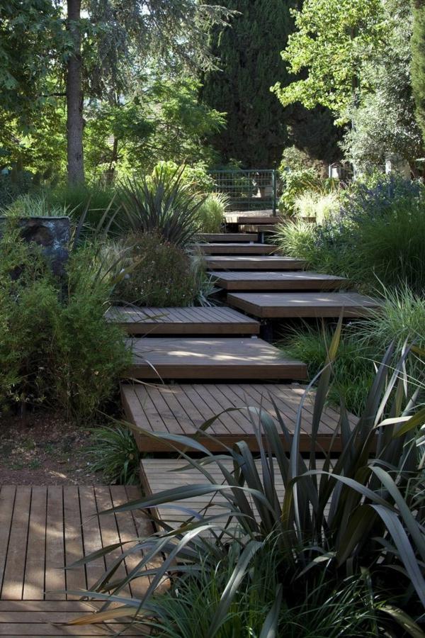 allées-de-jardin-un-escalier-créatif