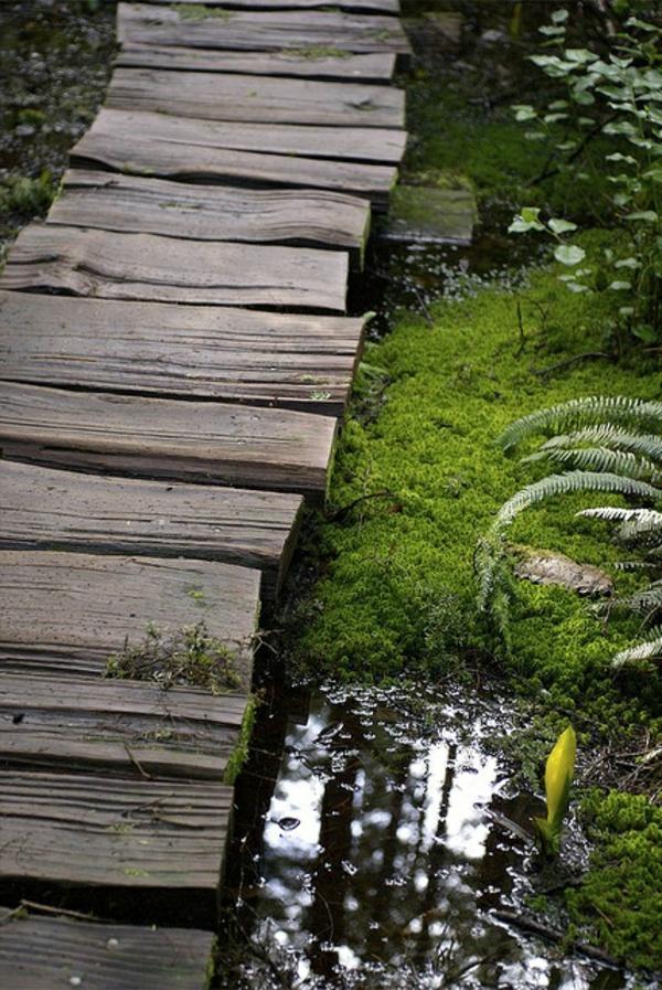 Allées De Jardin Créatives Pour Votre Extérieur ...
