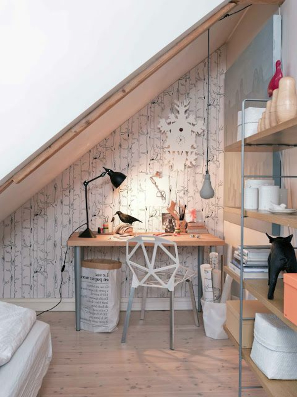 Idee Amenagement Combles. Stunning Idee Amenagement Petit Salon ...