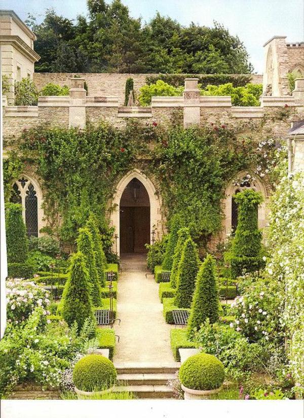 beau-jardin-gravier-blanc-allée-idéе