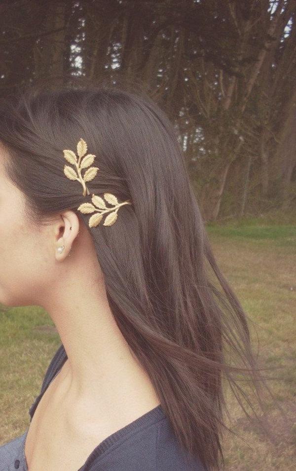 bijou-de-cheveux-idée-créative-cheveux-brunette