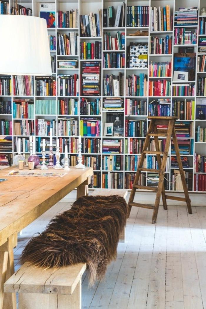 boites-de-rangement-en-bois-en-forme-de-cube-livres-idée-bibliothèque