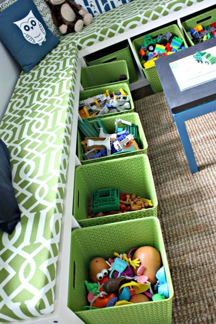 boites-de-rangement-en-forme-de-cubes-boites-de-joujoux-vertes-chambre-d-enfant