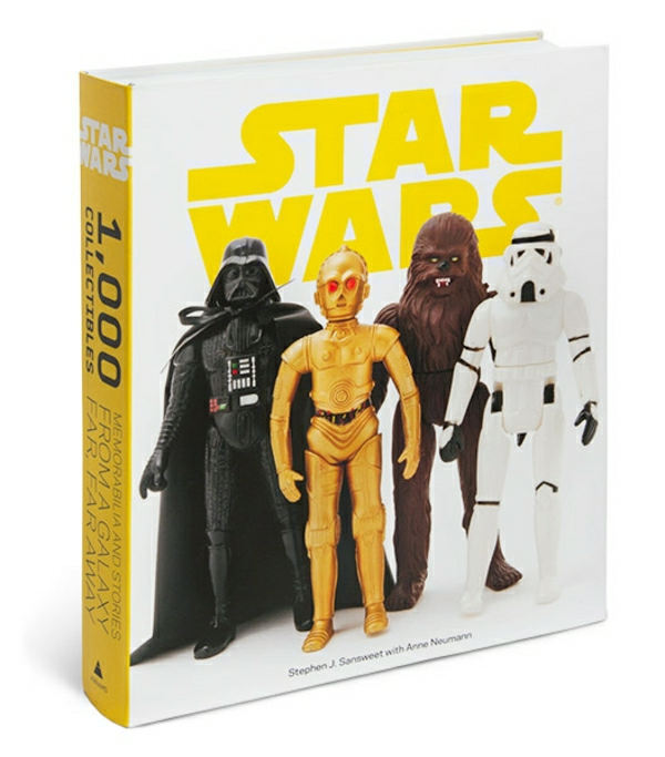 cadeau-geek-idee-livre-star-wars-guide-to-collectibles
