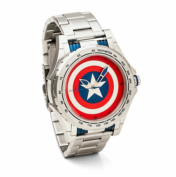 cadeau-homme-femme-geek-captain-america-executive-shield-montre