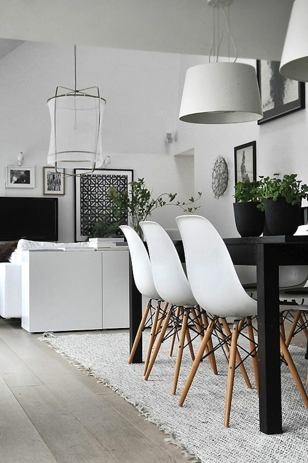 Table salle a manger blanche ikea - Chaise de salon ikea ...