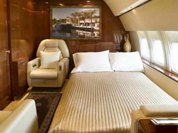 Le jet priv de luxe en 50 photos - Les plus beaux interieurs de maison ...