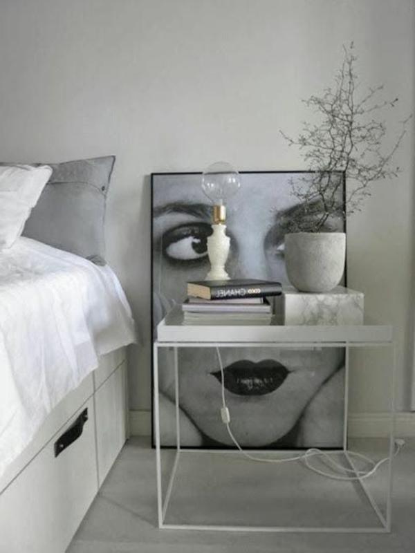 chambre-à-coucher-lampe-design-art-déco