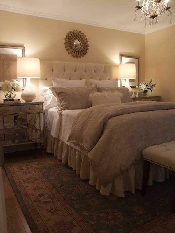 chambre-à-coucher-lampe-design-fleurs