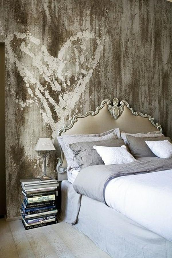 chambre-cocooning-intérieur-beige-chambre-a-coucher-mur-beige-sol-en-parquet