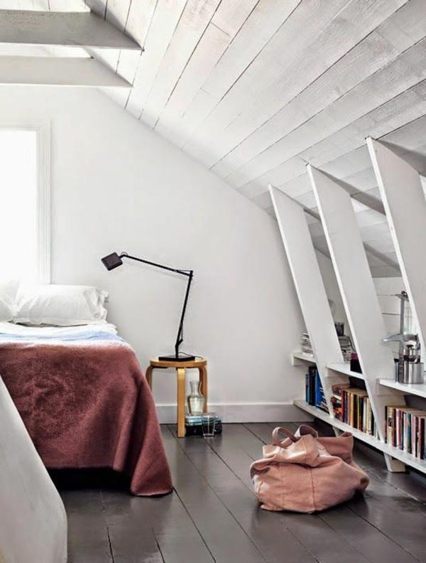 Maison Contemporaine Bois Guillaume : Le placard sous pente ,trouvez une inspiration parmi nos idées!