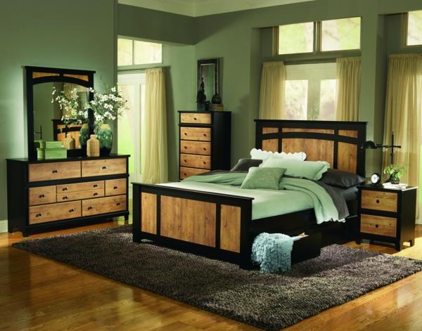 am nager sa chambre zen avec du style. Black Bedroom Furniture Sets. Home Design Ideas