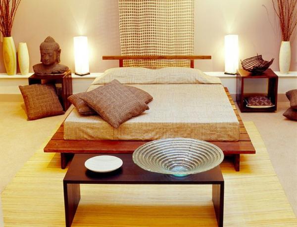 Am nager sa chambre zen avec du style - Chambre japonaise zen ...