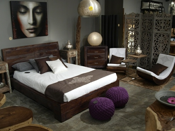 am nager sa chambre zen avec du style. Black Bedroom Furniture Sets. Home Design Ideas