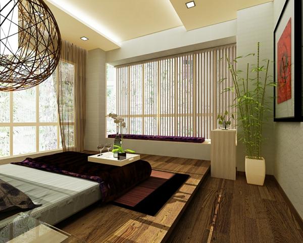chambre-zen-organisation-zen-de-l'espace
