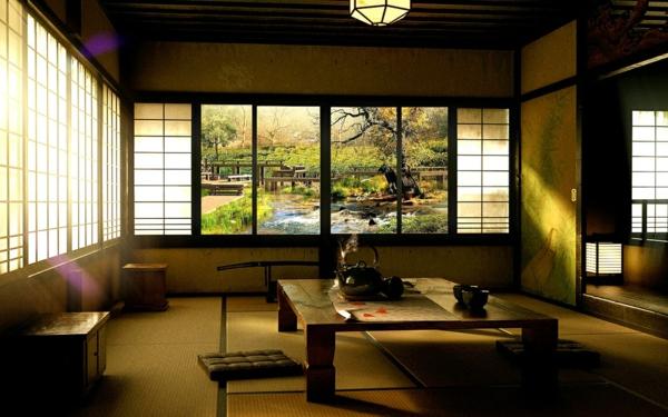 Chambre Japonaise Zen ~ Idées De Design D\'intérieur