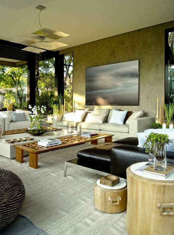 chambre-zen-salon-zen-maison-moderne