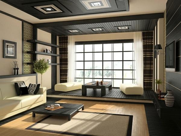 chambre-zen-une-salle-de-séjour-originale