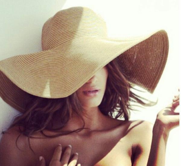 chapeau-de-paille-beige-femme-mode