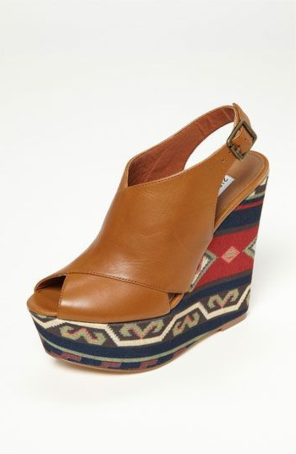 chaussures-platforme-beige-en-cuir-marron-mode-femme