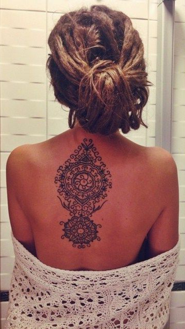 60 idées avec le henné pour créer de l'art - archzine.fr
