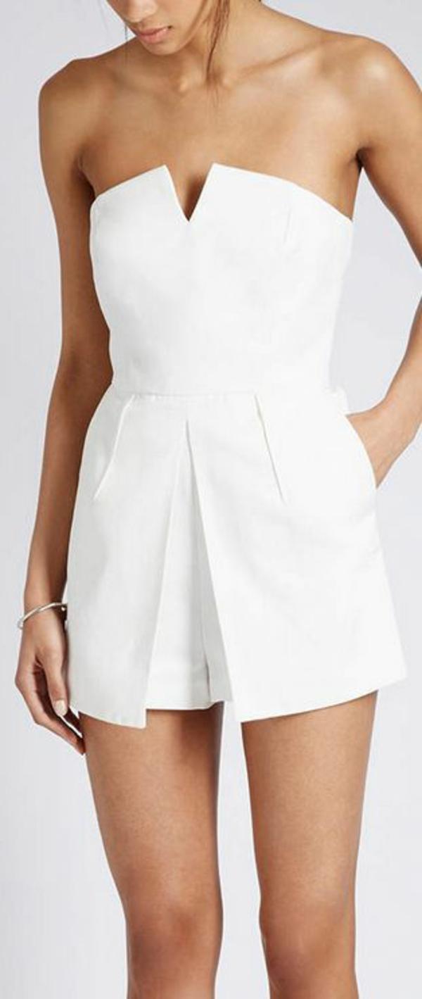 combinaison-élégant-femme-mode-ete-2015-pantalon-court