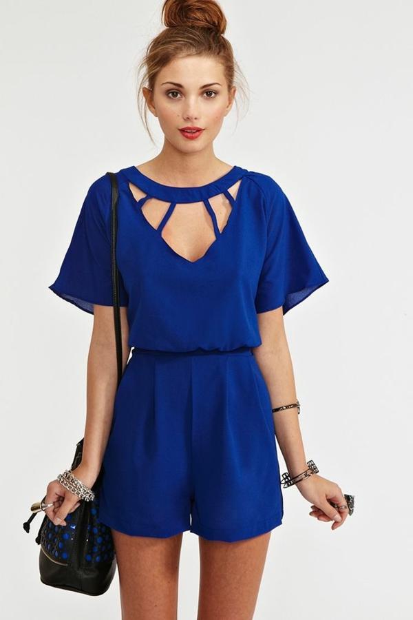 combinaison-court-coloré-bleu-femme-mode-d-l-ete-2015