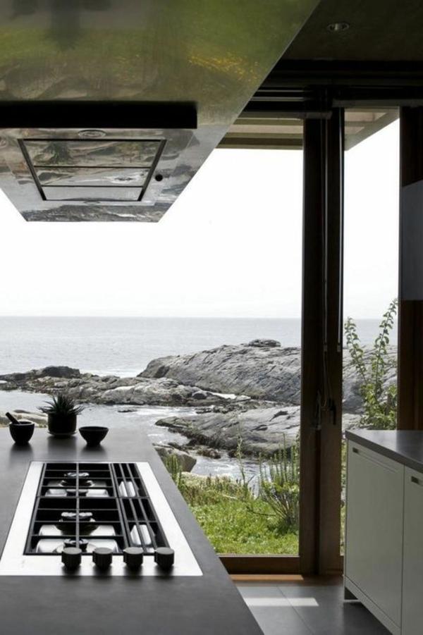 contemporaines-cuisines-idee-deco-au-bord-de-la-mer