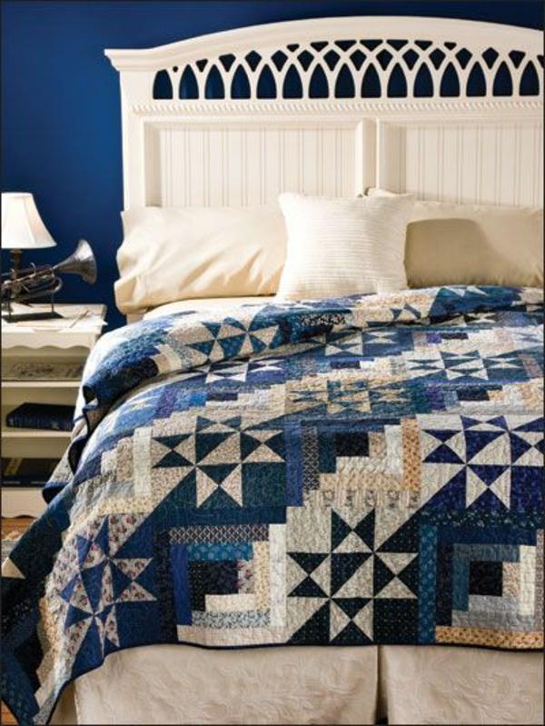 couvres-lit-boutis-les-lits-coucher-geometrique