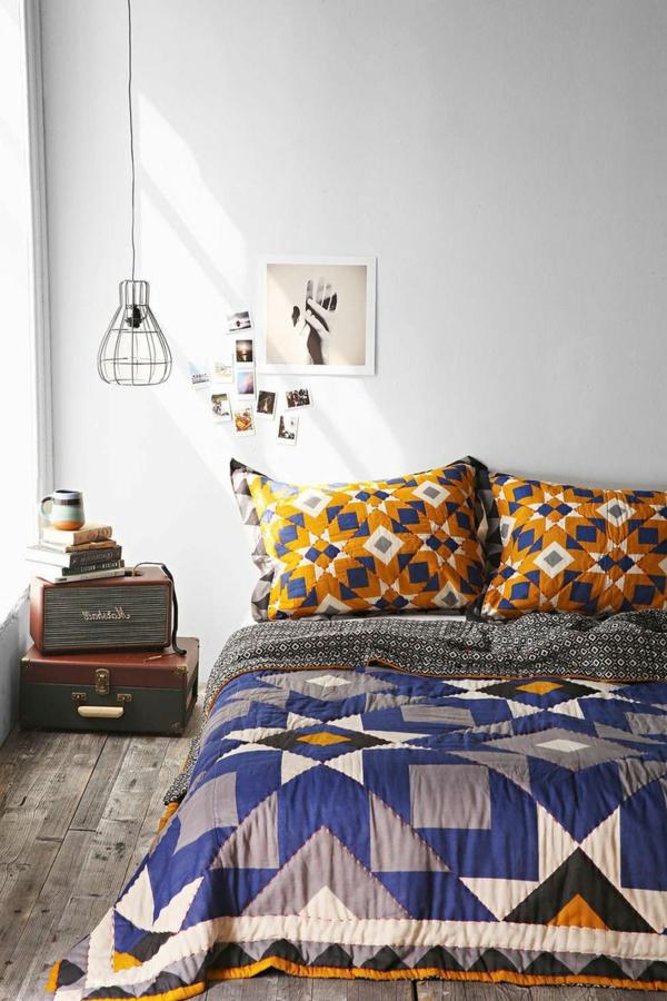 couvres-lit-boutis-les-lits-coucher-moderne