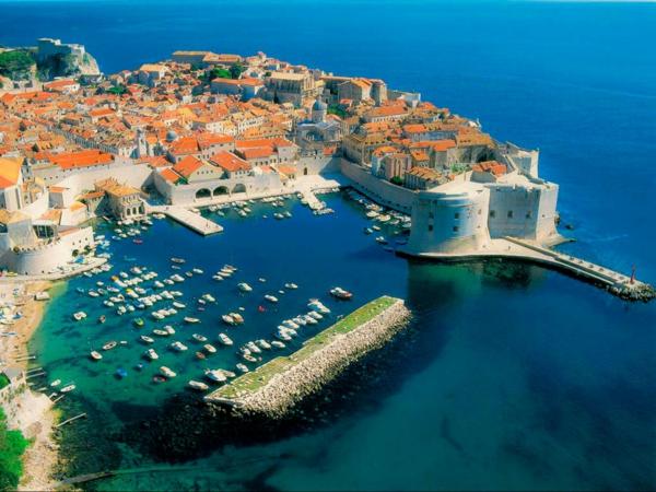 croisières-en-méditerranée-Dubrovnik-Croatie