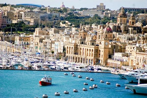 croisières-en-méditerranée-Le-port-Malta