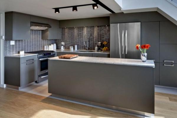 cuisine-style-moderne-fleurs-vase-vasque-lumiere