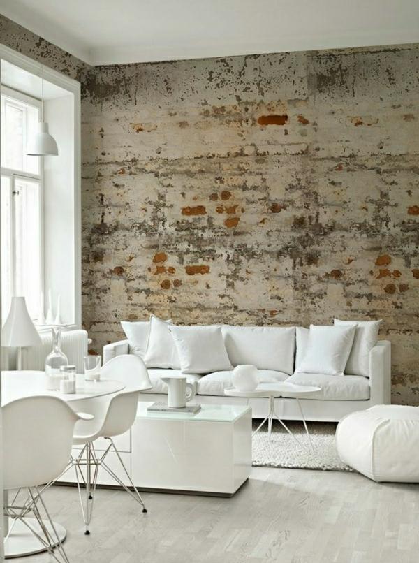 déco-aménagement-meubles-industriels-canapé-blanc-chaises-blancs