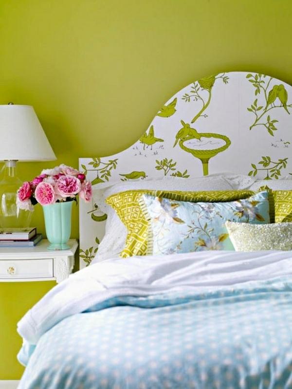 deco-cocooning-chabre-a-coucher-linge-de-lit-fleurs