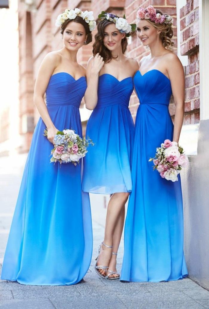 la robe de demoiselle d 39 honneur choisir la meilleur