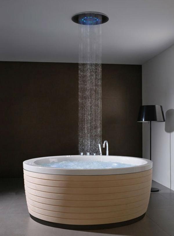douche-pluie-baignoire-ronde-magnifique