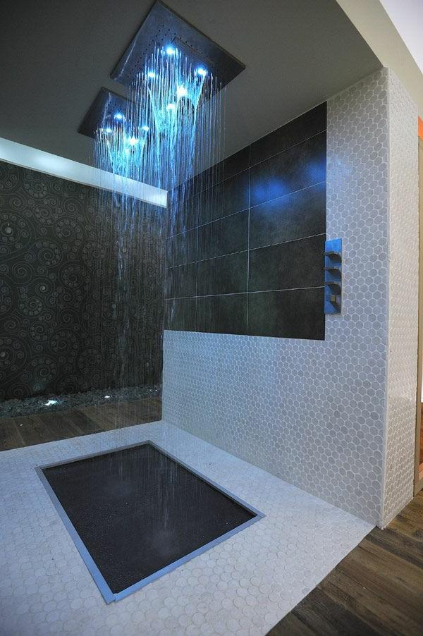 douche-pluie-deux-douches-rectangulaires