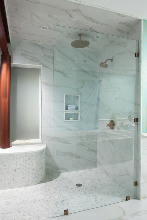 douche-pluie-sall-de-bains-élégante