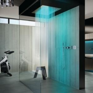 La douche pluie - designs fantastiques de douches contemporaines