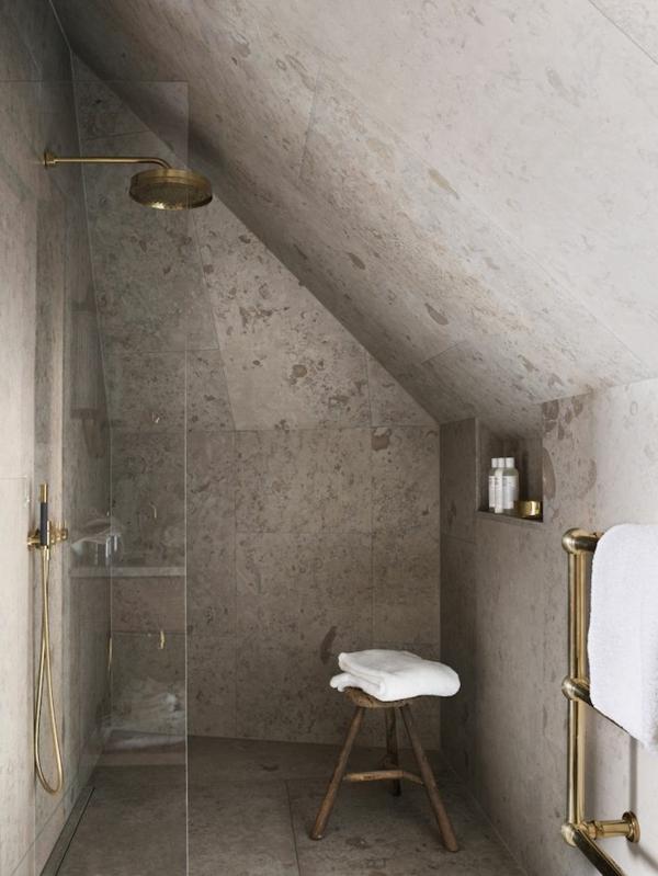 douche-sous-pente